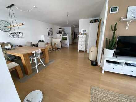 Freundliche 3,5-Zimmer-Wohnung mit Balkon in Filderstadt
