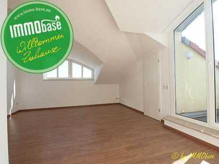 Extravagant mit Dachterrasse und Einbauküche!