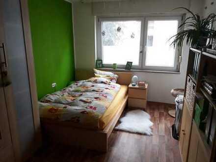 2-Zimmer-Wohnung mit 2 Balkonen und Einbauküche in Karlsruhe
