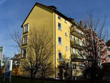 PROVISIONSFREI: Gepflegte 3 Zimmerwohnung mit Balkon, Keller, Dachboden und Stellplatz in Bamberg