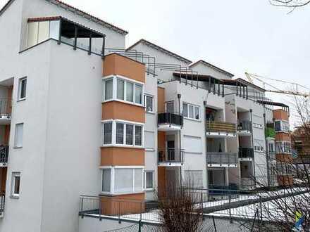 schöne 1-Zimmerwohnung mit Balkon und TG-Stellplatz