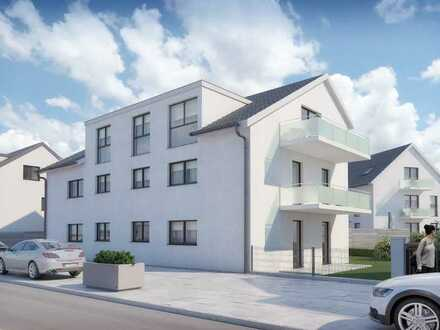 Erstbezug nach Neubau! Helle 3-Zimmerwohnung mit Balkon