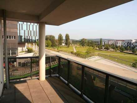Hochwertiges Wohnen im City-Park in Karlsruhe
