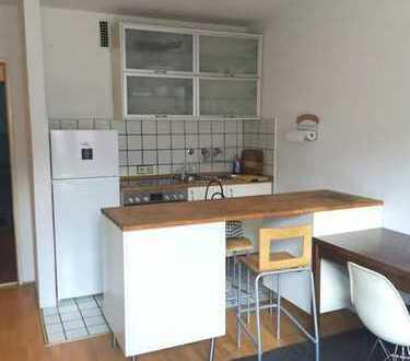 Nur ein Katzensprung zum Marienplatz! Möbliertes 1-Zimmer-Apartment im Herzen von München