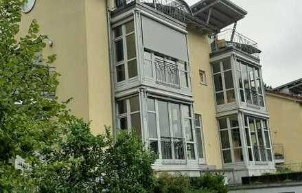 Neuwertige 2-Zimmer-Wohnung mit Terrasse und EBK in Heidelberg-Ziegelhausen