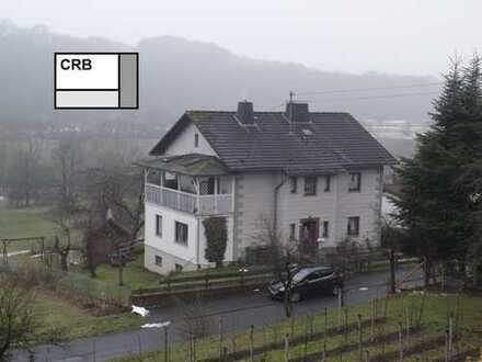 2- Familienhaus in landschaftlich außergewöhnlicher Lage im oberen Edertal