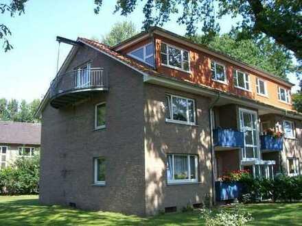 Schicke 2-Zimmer-Whg in gepflegtem Mehrfamilienhaus am Mühlenbach