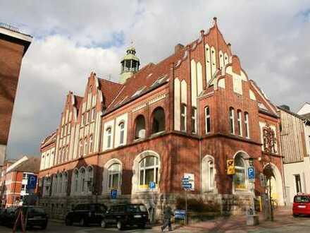 Großzügige 1 Zimmer-Wohnung in der Altstadt Ratzeburg