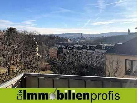 TOP-Lage in Plauen: Bezugsfreies Appartement mit Balkon