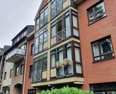 Mitten in Lesum und dem Knoops Park so nahe... Wohnung mit Garagenstellplatz sucht neuen Eigentümer