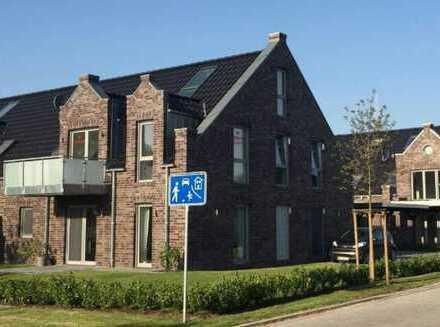 Moderne Wohnung im Kapitänshaus für Friesland Liebhaber