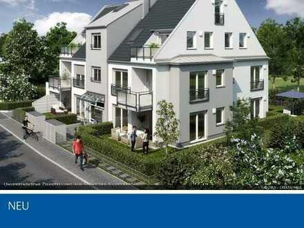 CREATIV HAUS - Attraktive 3-Zi.-Garten-Whg., ruhige Lage, U3 500m