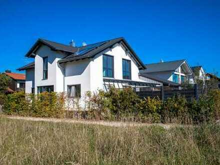 Wunderschönes hochwertiges Einfamilienhaus, Garten, freistehend in Anzing