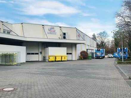 Hochwertige Produktions- & Kühlhalle in bester Gewerbelage Bonns