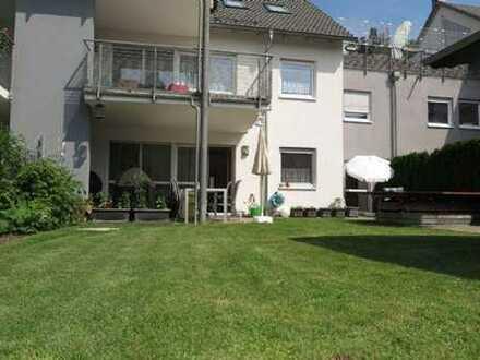 Neuwertige Terrassenwohnung mit großem Privatgarten ...