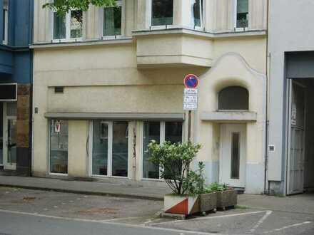 Attraktive Gewerbeeinheit in der Düsseldorfer City
