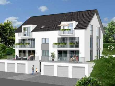 **Exklusive Neubau-Eigentumswohnung mit Garage in ruhiger und sonniger Lage**