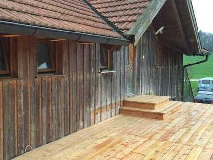 gemütliche Dachgeschosswohnung in Ruhelage