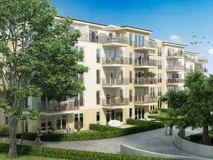 Dachgeschoss Traumwohnung im Grünen - 2 Zimmerwohnung mit Balkon - JETZT Einziehen!!!