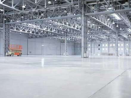 Multifunktionelle Hallen- / Produktionsflächen in Bestlage