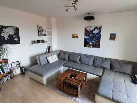 Exklusive, geräumige 2-Zimmer-Maisonette-Wohnung mit Einbauküche im Zentrum von Mannheim