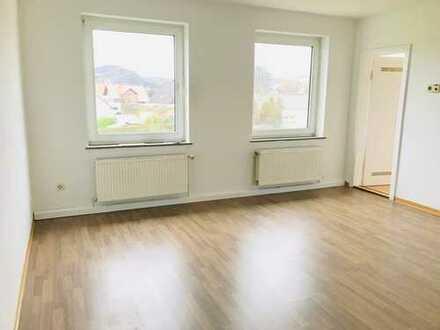 RENOVIERT: 1-Zimmer Wohnung mit Ausblick ins Grüne!