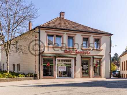 Bezugsfreies modernes Wohn- und Geschäftshaus in Waldfischbach-Burgalben