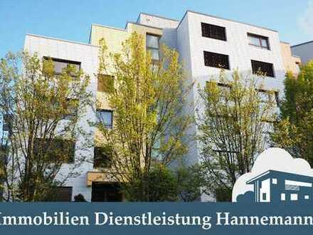 vermietete 3 Zi. Whg., ca. 73 m², top Lage am Eichenhain, Terrasse, eigener Garten, TG-Box
