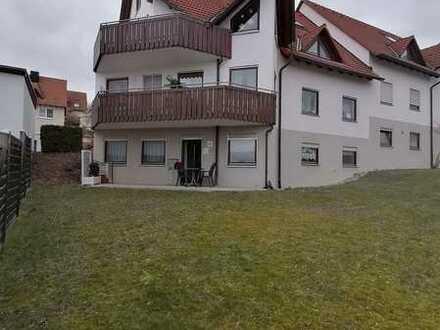 Gepflegte 2-Zimmerwohnung in Neresheim, provisionsfrei