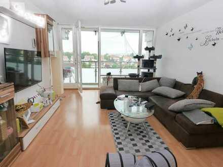 Schöne 2-Zimmer-Wohnung mit Balkon zu verkaufen!