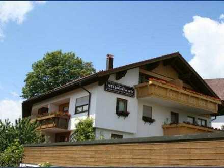 Schöne zwei Zimmer Wohnung in Oy im Oberallgäu