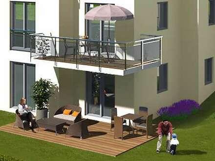 """""""Mein Haus"""" - Maisonette mit Garten"""