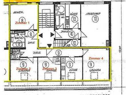 22qm Zimmer in 4er WG / Nach Absprache Verfügbar / Uninähe / zentrale Lage / ÖPNV direkt vor der Tür