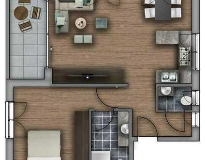 Sonnige Neubauwohnung Nr. 1- Auch als Kapitalanlage