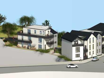 Chice 2-Zimmer-Wohnung mit großer Terrasse in interessanter Ortslage ***