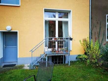 Attraktives 1-Zimmer Appartement mit Garten in der Altstadt (Hufeisen Carre)