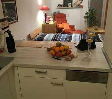Schöne 1-Raum-Wohnung mit EBK und Balkon in Regensburg West