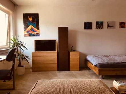 27m^2 Zimmer in entspannter