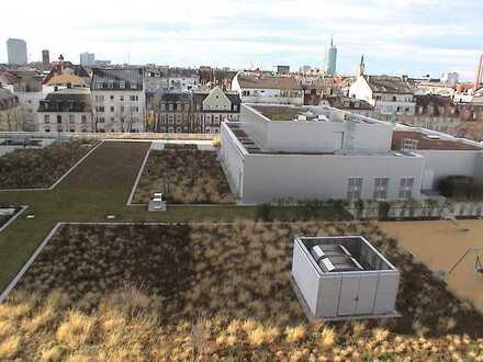 Theresienhöhe -freies Appartement mit herrlicher Weitsicht- (inkl. TG-Stellplatz)