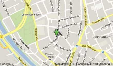 Lechhausen! saniert! 2 ZKB! ca. 52 m²! 495,-€ kalt!