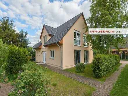 IMMOBERLIN.DE: Absolut überzeugendes Einfamilienhaus mit großem Südgarten