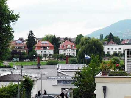 Heidelberg-Innenstadt: 3 ZKB, zentrale Lage, 66qm, Balkon, Parkett