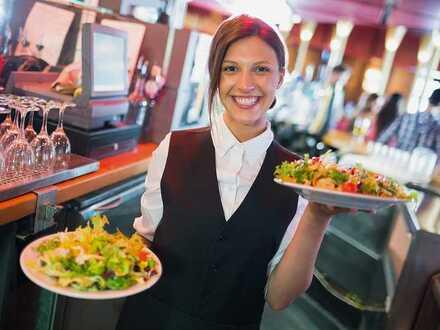lukratives Restaurant/Pizzeria in Bilk