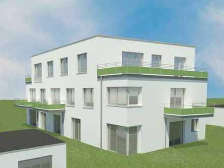 Barrierefreie Neubauwohnung mit Balkon und Tageslichtbadezimmer