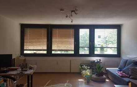 Helle 1-Zimmer Wohnung in München, Schwabing-West