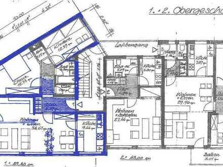 Tolle 2-3 Zimmer-Wohnung im Ortszentrum