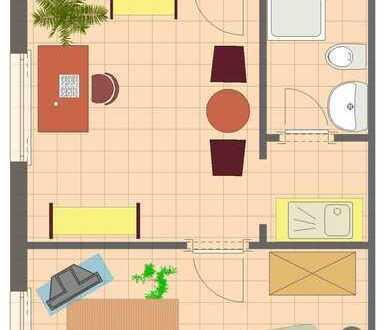 Geräumiges Appartement Nähe Uni / Technologiepark / Indupark