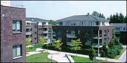 Schöne, geräumige zwei Zimmer Wohnung in Recklinghausen (Paulusviertel)