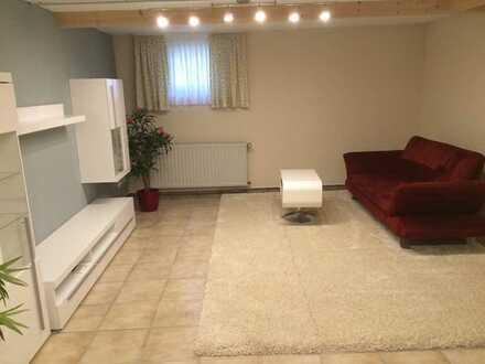 Wohnung für alleinstehende Person mit großer Terrasse