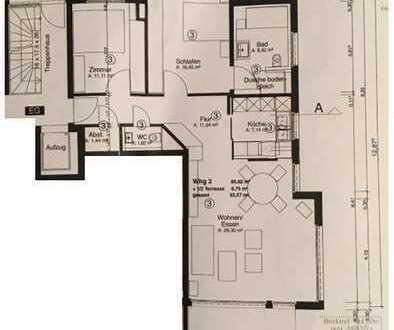 Stuttgart-Sillenbuch: Helle 3 Zimmer EG-Wohnung (93,5m2) mit EBK und TG-Stellplatz